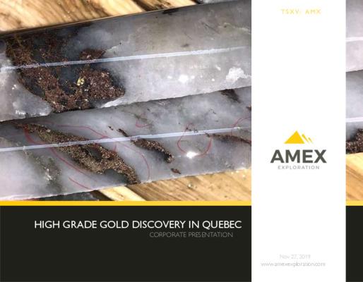 Mining Pitch Battle – Grand Final: Amex Exploration