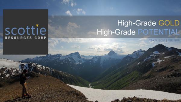 Mining Spotlight: Scottie Resources