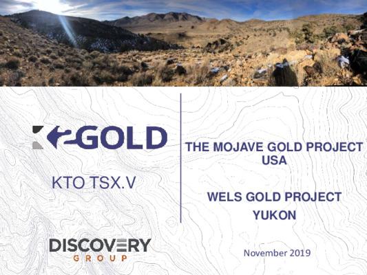 Mining Spotlight: K2 Gold
