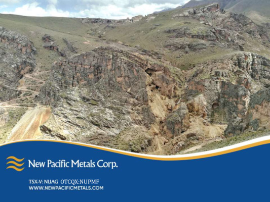 Mining Pitch Battle – Heat 4 Gold and Precious: New Pacific Metals