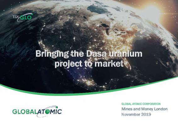 Mining Spotlight: Global Atomic
