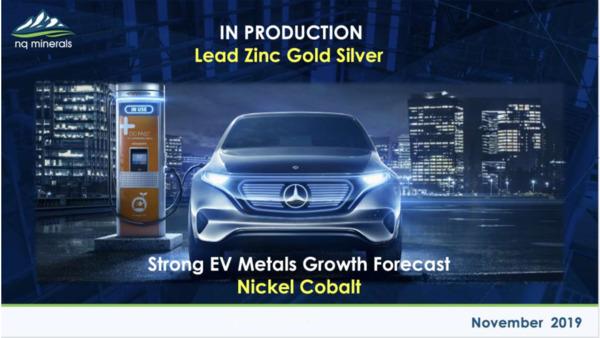 Mining Spotlight: NQ Minerals