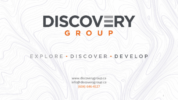 Mining Spotlight: Discovery Group