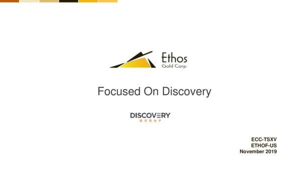 Mining Spotlight: Ethos