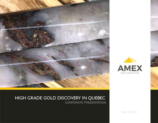 Mining Pitch Battle – Heat 4 Gold and Precious: AMEX Exploration
