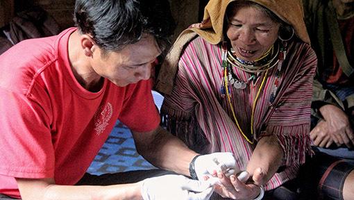 Malaria immunity and emerging antimalarial drug resistance