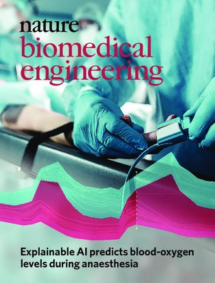 Explainable AI predicts blood-oxygen levels during anaesthesia