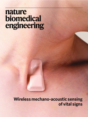 Wireless mechano-acoustic sensing of vital signs