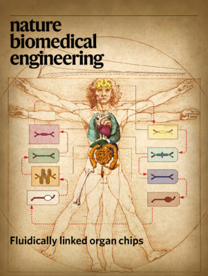 Fluidically linked organ chips
