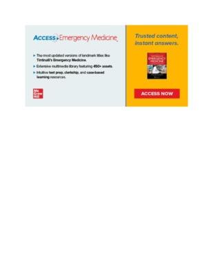 Banner Image – AccessEmergency Medicine