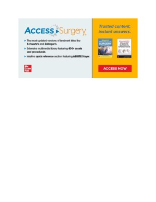 ​​Banner Image – AccessSurgery​