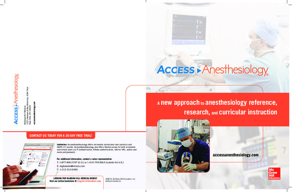AccessAnesthesiology Brochure
