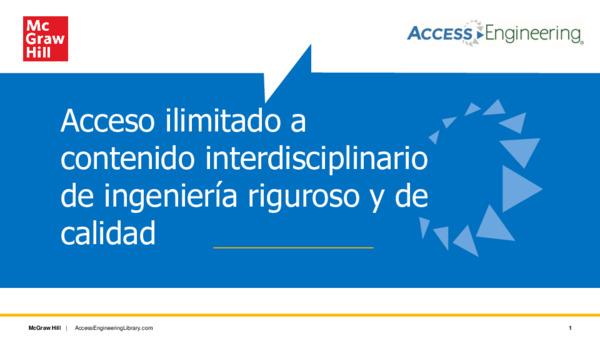 AccessEngineering Customer PowerPoint - Spanish