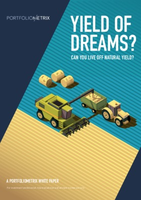 Yield of Dreams: can you live off natural yield?