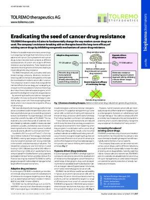 Eradicating the seed of cancer drug resistance