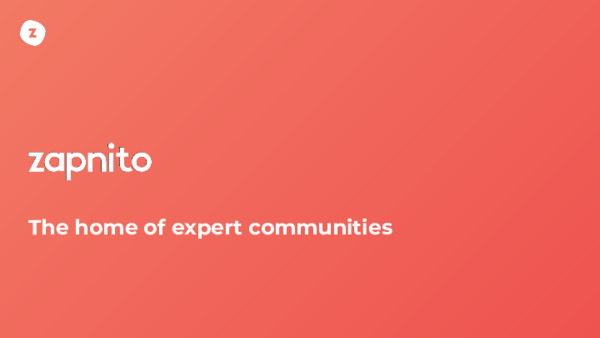 Expert Community Value Framework