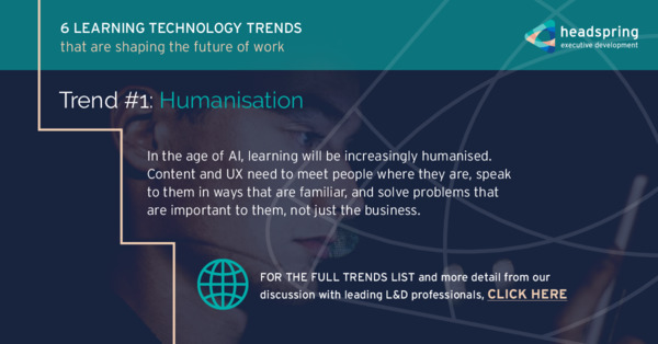 6 Learning Technology Trends That are Shaping the Future
