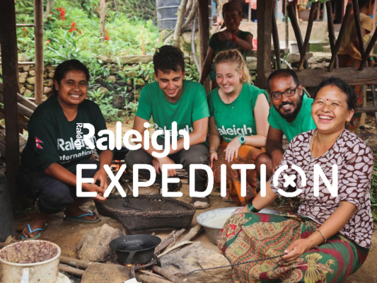 Raleigh Expedition