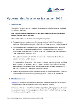10.52Opportunities-for-scholars-2020 - Education