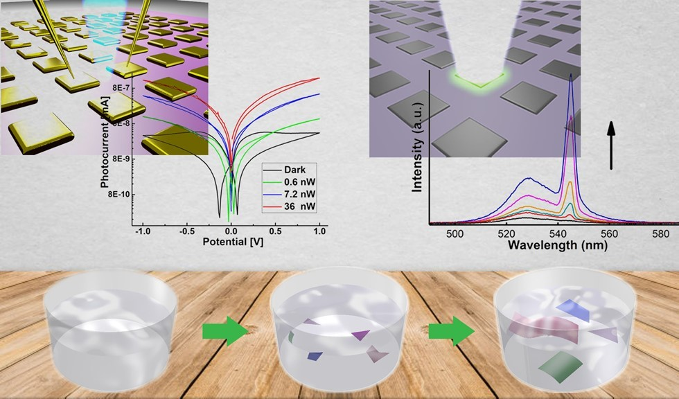 Synthesis of centimeter-size free-standing perovskite nanosheets from single-crystal lead bromide for optoelectronic devices