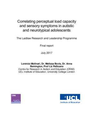 CRAE Laidlaw Report