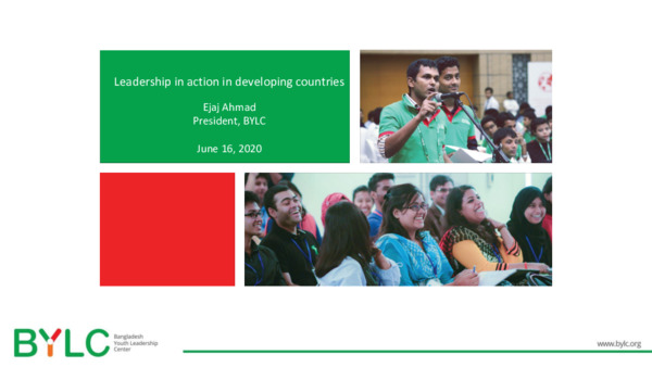 Leadership in Action in Developing Countries