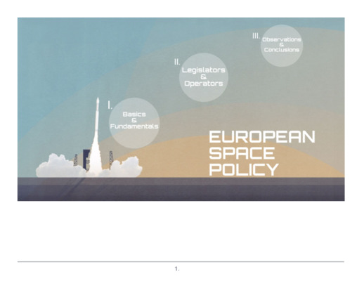 European Space Policy Research Poster