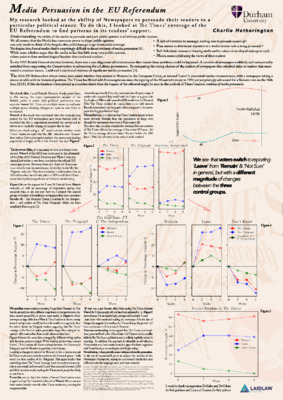Charlie Hetherington Research Poster