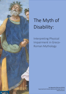 The Myth of Disability