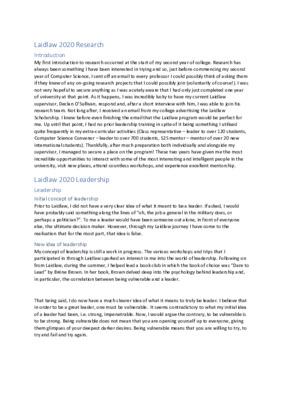 LL_2019_Reflective_Report_Claire_McNamara