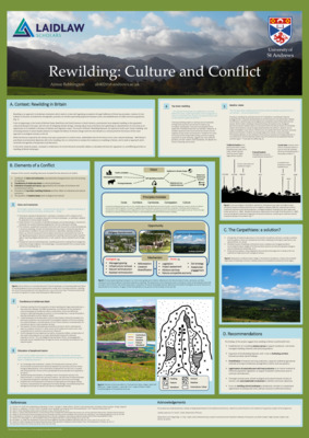 Rewilding: Culture and Conflict