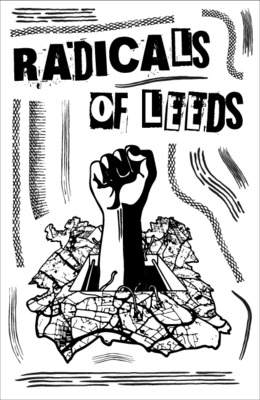 Mock-up Booklet: 'Leeds Radicals'