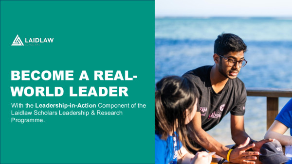 About Leadership-in-Action