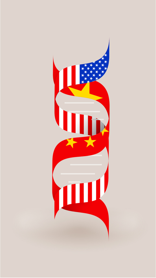 Chinese scientists and US leadership in the life sciences