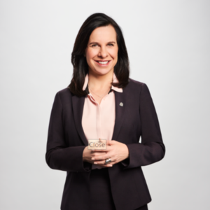 Go to the profile of Valérie Plante