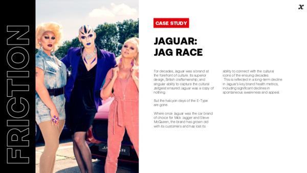 JAGUAR: Jag Race