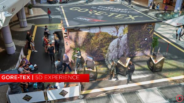 GORE-TEX 5D Experience