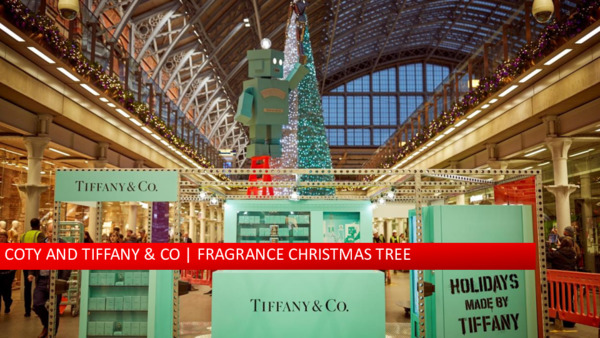 2018 Coty and Tiffany  Co