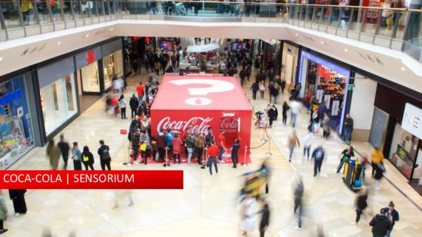 Coca-Cola Sensorium 2018