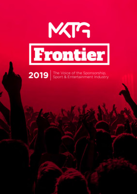 Frontier Report 2019: The voice of the Sponsorship, Sport & Entertainment industry