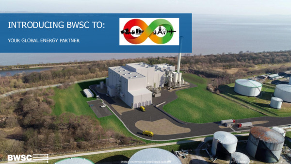 An analysis of the UK EPC delivery market: introducing BWSC to the EfW Conference 2020