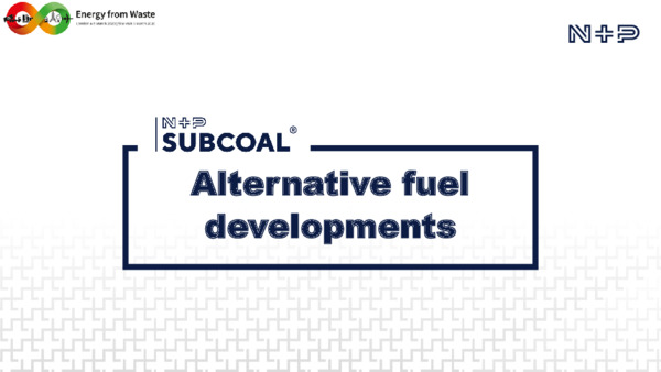 Alternative derived fuel production: technical and global market developments