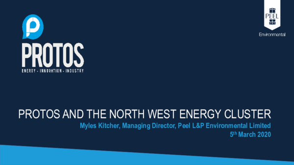 Decarbonising energy from waste: Protos and the North West energy cluster