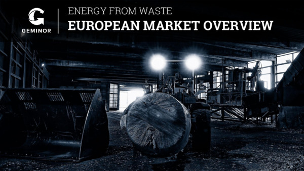 Energy from waste: European market overview