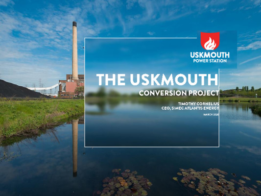 The Uskmouth conversion project: Europe's largest end-of-waste project