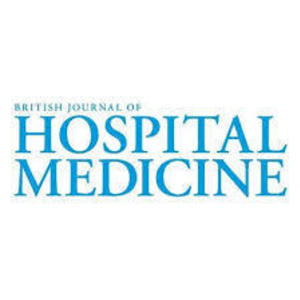 Go to the profile of British Journal of Hospital Medicine