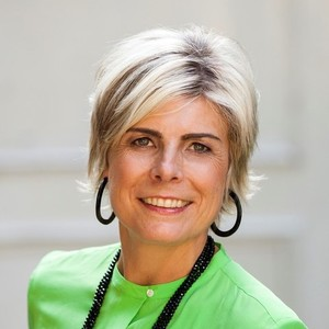 Go to the profile of HRH Princess Laurentien of the Netherlands