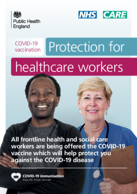 COVID-19 vaccination: guide for healthcare workers