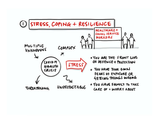 Stress, Coping and Resilience