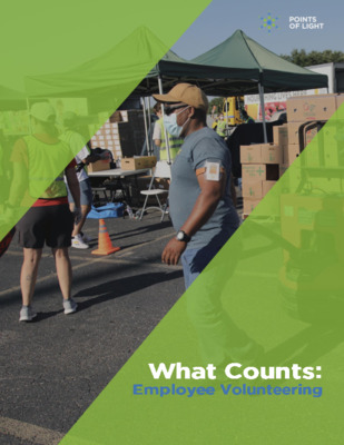 When it comes to volunteering... what counts?